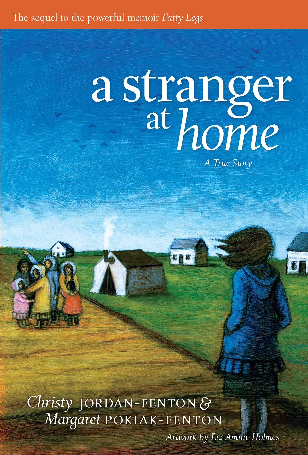 American Indian books: Stranger at Home