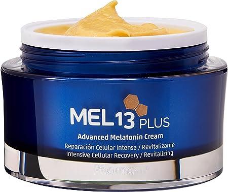 Pharmamel Mel 13 Plus, Crema facial, 50 ml