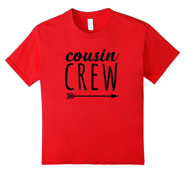 Kids Cousin Crew Tshirt Women-Awarplus