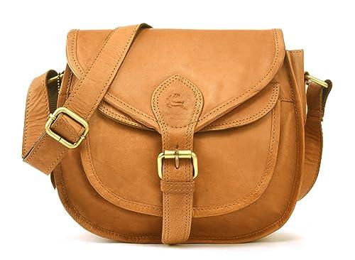 b2f051ebd8f3 Leaderachi Women s Crossover Bag (Tan