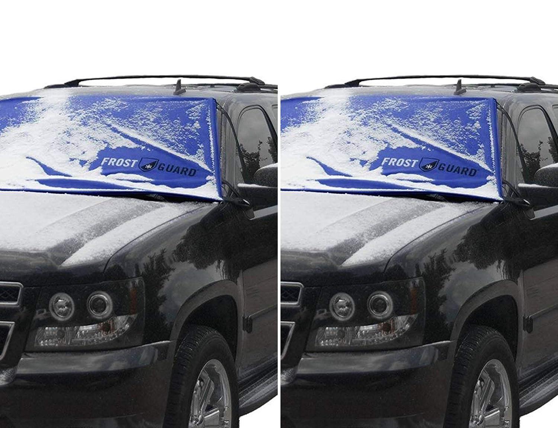 FrostGuard Pro Tec Premium Winter Windshield Cover}