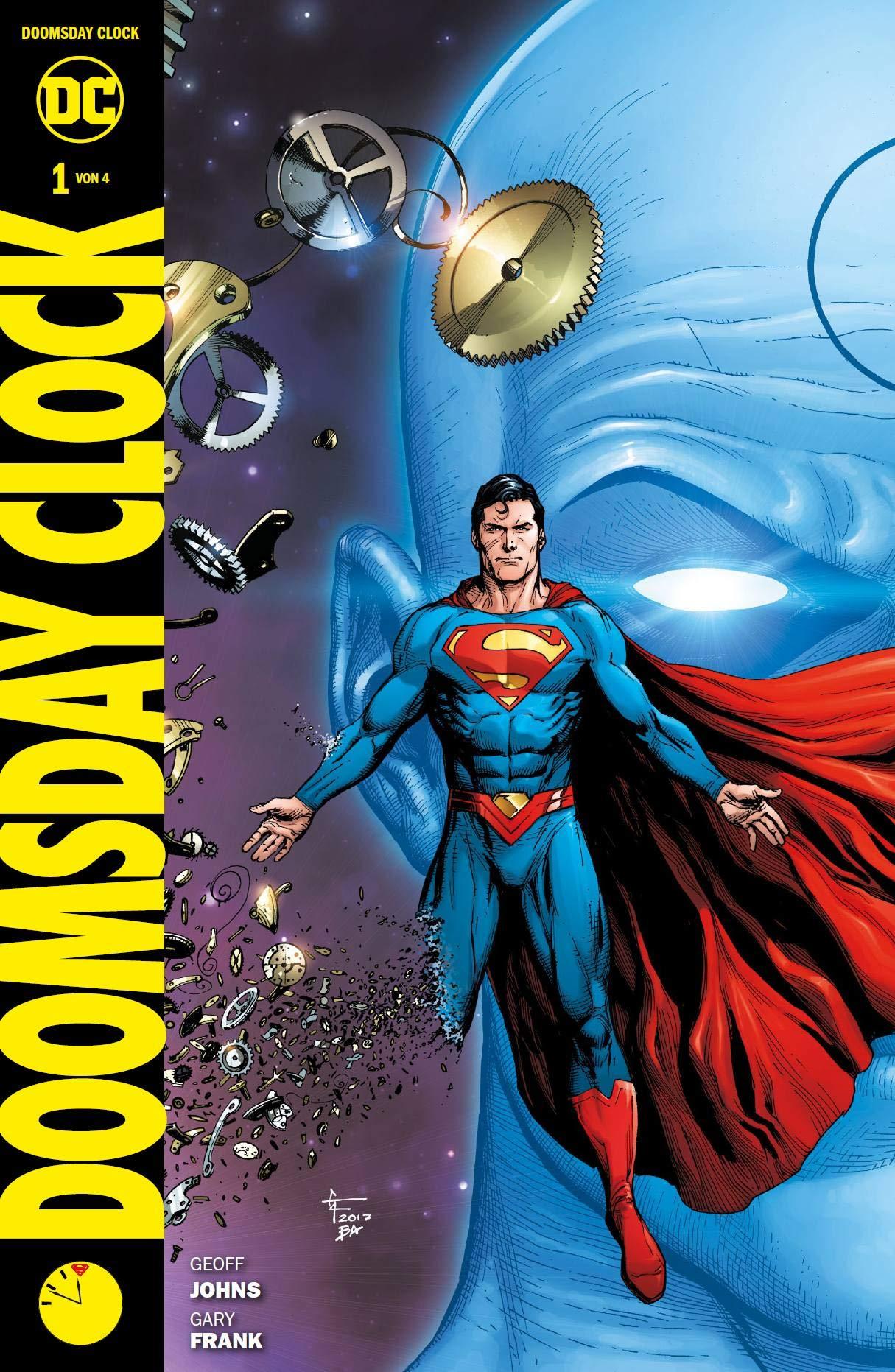 Doomsday Clock  Bd.1  Von 4