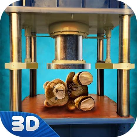Amazon com: Your Own Infernal Machine: Hydraulic Press