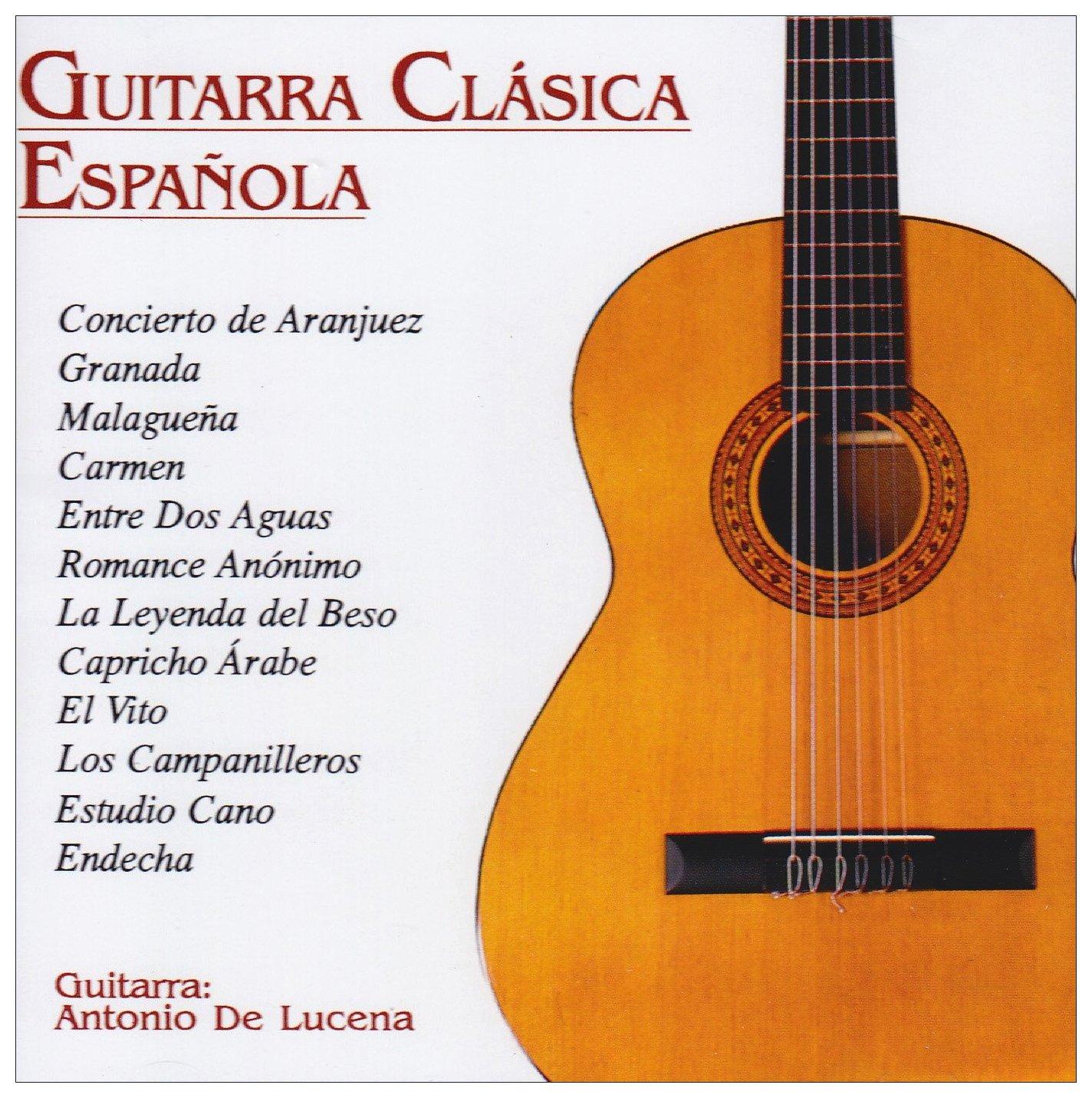 Musica de guitarra española