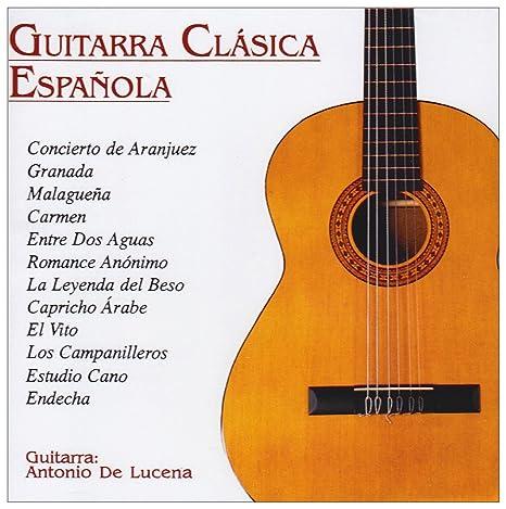 Guitarra Clasica Espanola: Various: Amazon.es: Música