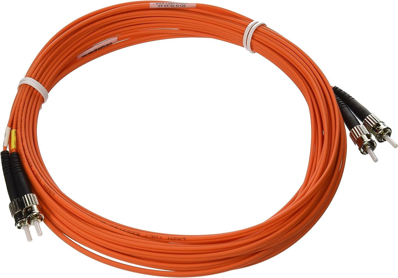 100-ft. Tripp Lite Duplex Multimode 62.5//125 Fiber Patch Cable N302-30M 30M ST//ST