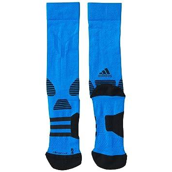Adidas Messi Q3 - Calcetines para Hombre, Color Negro: Amazon.es: Deportes y aire libre