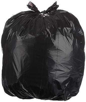 Amazon.com: AmazonBasics bolsas de basura, césped y hoja ...