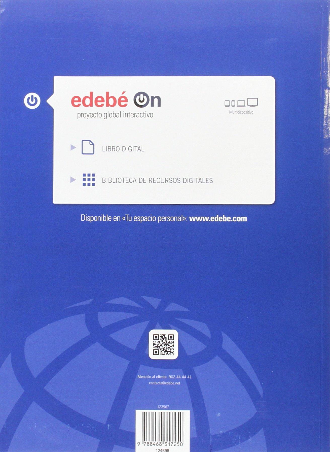 DIBUJO TECNICO TX2 (CAS) - 9788468317250: Amazon.es: Edebé, Obra Colectiva: Libros