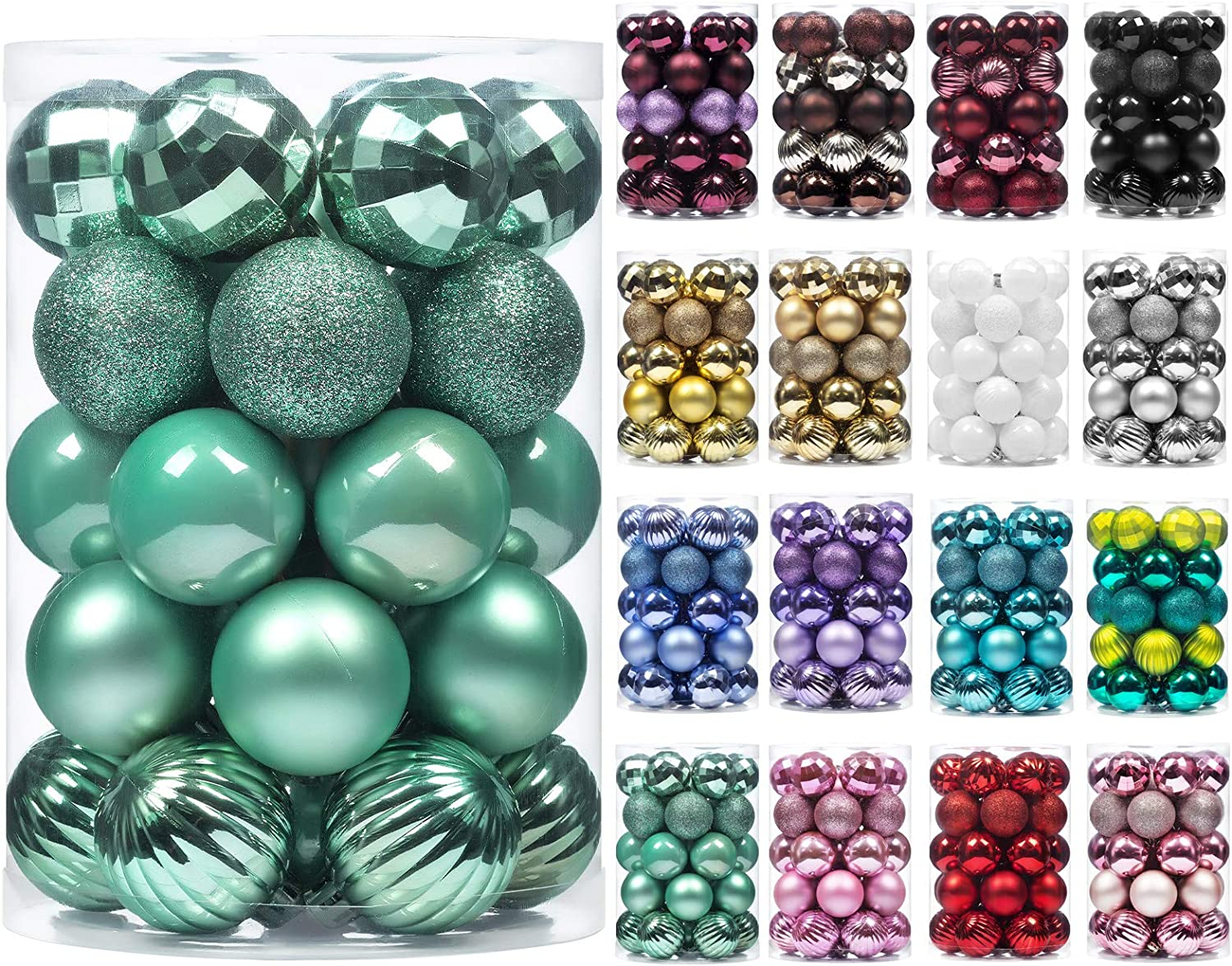 XmasExp Christmas Ball Ornaments (1.57