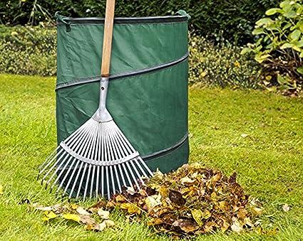 Amazon.com: Bolso plegable de hoja/salpicadero para jardín ...