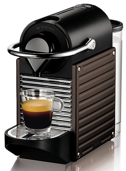 Krups XN3008 Nespresso Pixie-Cafetera con cápsulas, Color ...