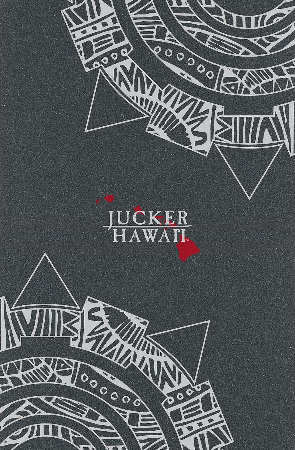 Jucker Hawaii Skateboard Grip Tape 33/x 9/with or without Logo