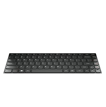 Lenovo 25214830 Teclado refacción para notebook - Componente para ordenador portátil (Teclado, Alemán, Retroiluminación de teclado, IdeaPad Flex 2-14): ...
