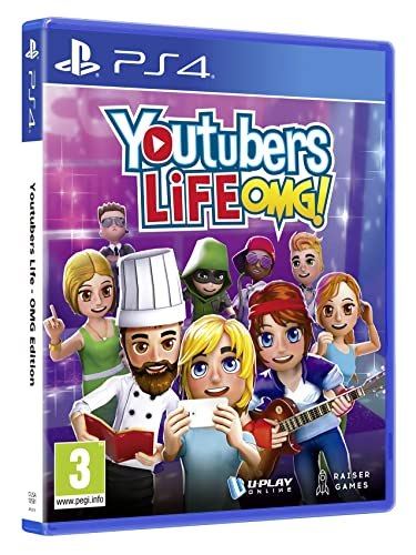 YouTubers Life OMG! - PlayStation 4 [Importación inglesa ...