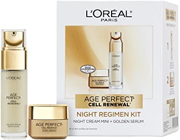 Age Perfect Cell Renewal Golden Serum by L'Oreal #14