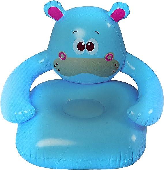 Sofa hinchable para niños. En casa o la piscina (Hippo): Amazon.es ...
