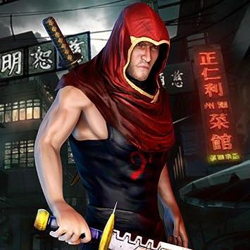 Amazon.com: Ninja War Hero Survival Warriors Of Chaos ...
