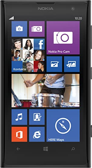Nokia Lumia 1020 - Smartphone libre Windows Phone (pantalla 4.5 ...