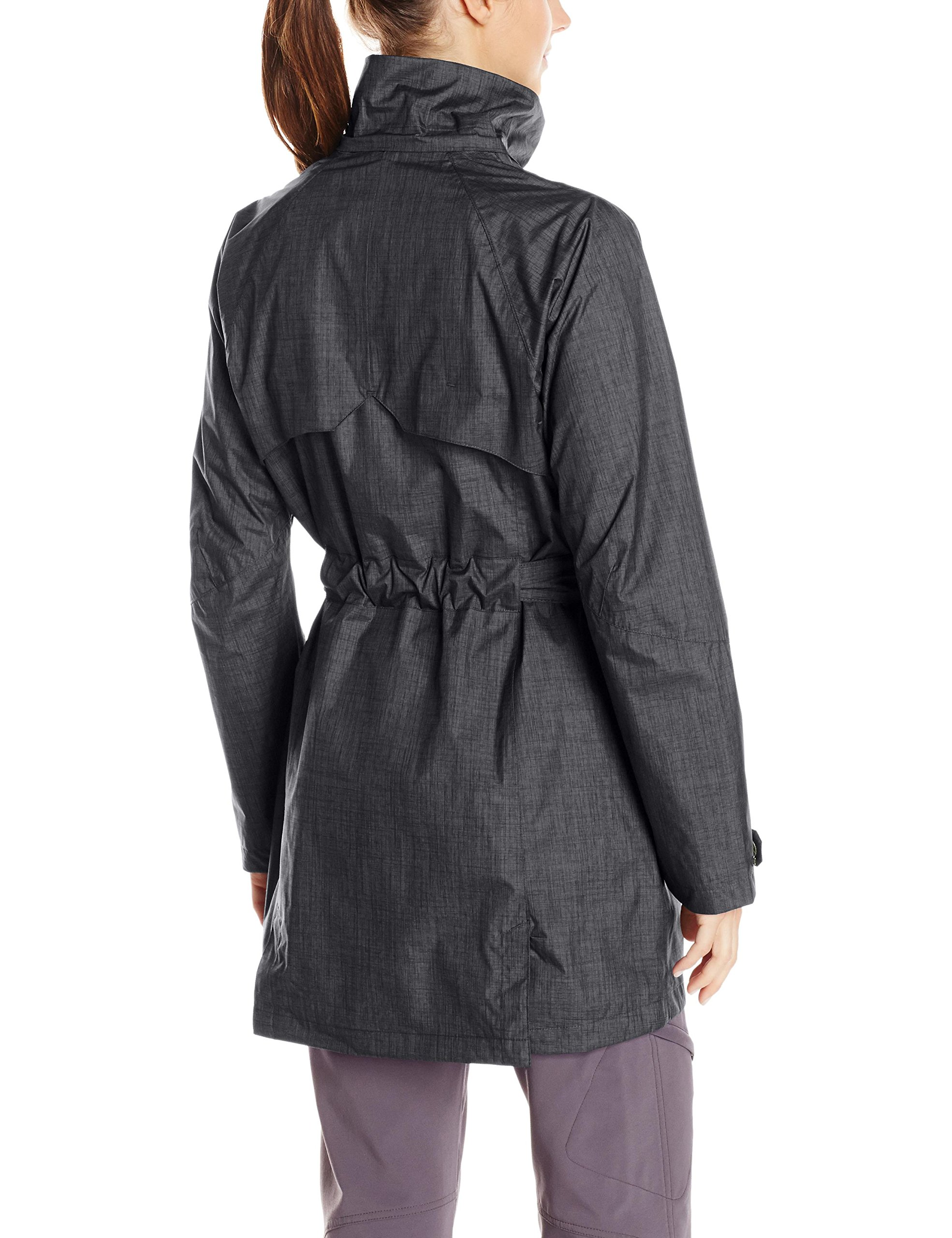 Columbia Women's Steal Your Thunder Jacket, Medium, Black by Columbia (Image #7)