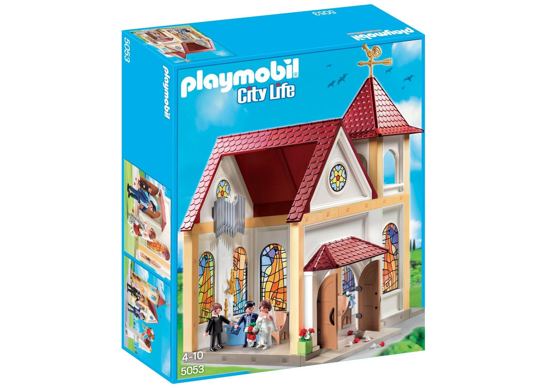 Playmobil 5053 - eglise mariage romantique product image