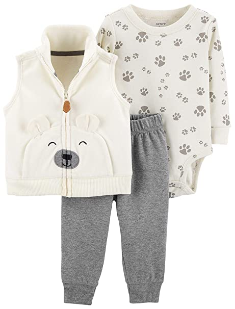 13ecc661d Image Unavailable. Image not available for. Color: Carters Baby Boys ...