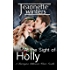 At the Sight of Holly: Winter Novella Barrington Billionaires Series Book 7.5