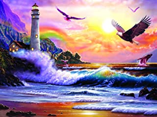 product image for Keeping Watch 1000 Piece Jigsaw Puzzle by SunsOut