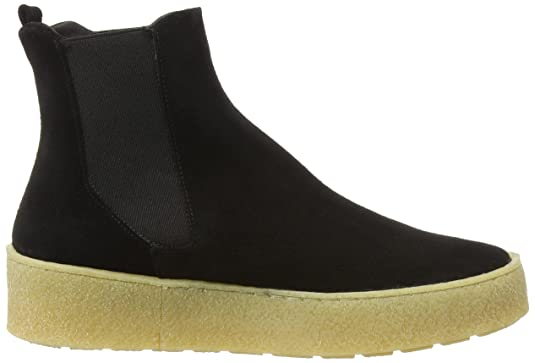 Suede Mujer Chelsea para Amazon Lynx Royal es Botas RepubliQ qxwZzw16