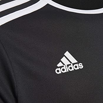 adidas Entrada 14 short, BlackWhite FR: 8 years