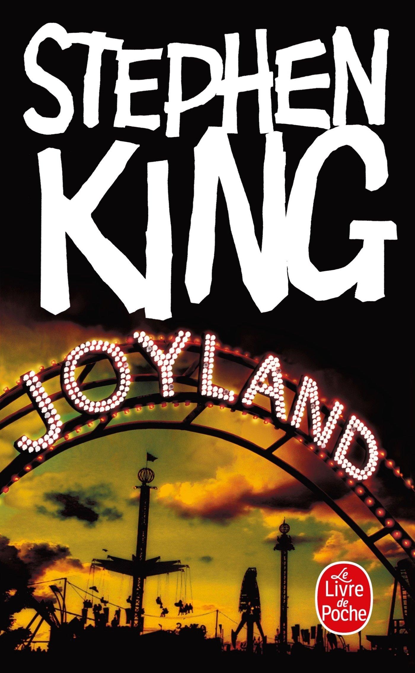 Joyland (Anglais) Poche – 10 février 2016 Stephen King Le Livre de Poche 2253183962 Fantastique