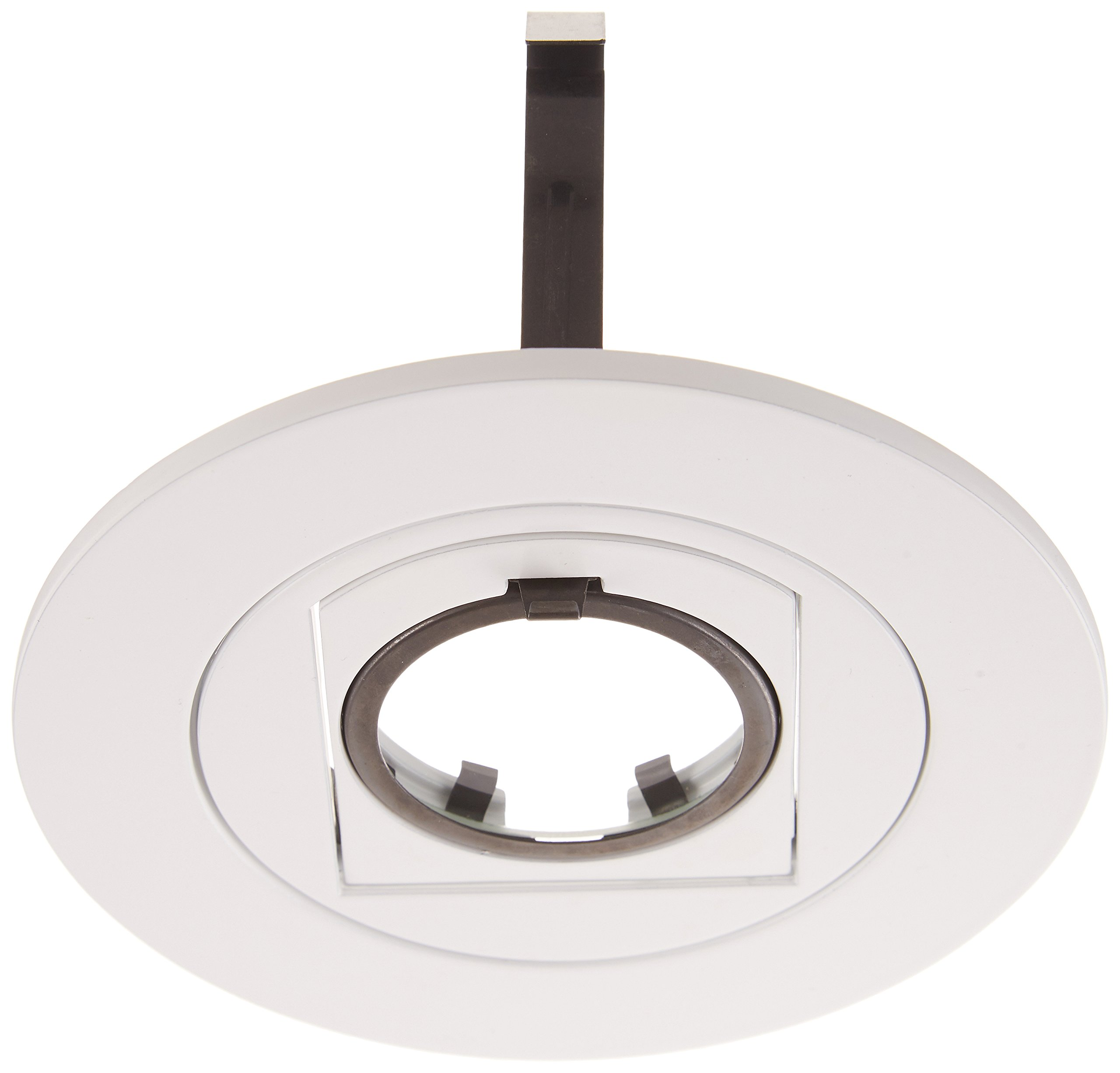 WAC Lighting HR-D425-WT Recessed Low Voltage Trim Adjust Spot