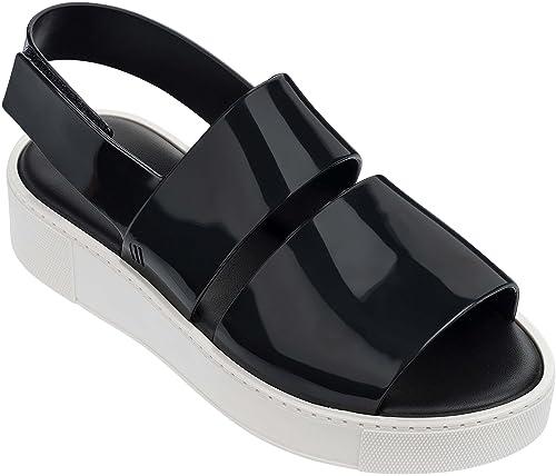Melissa Shoes Soho Black/White 7: Buy