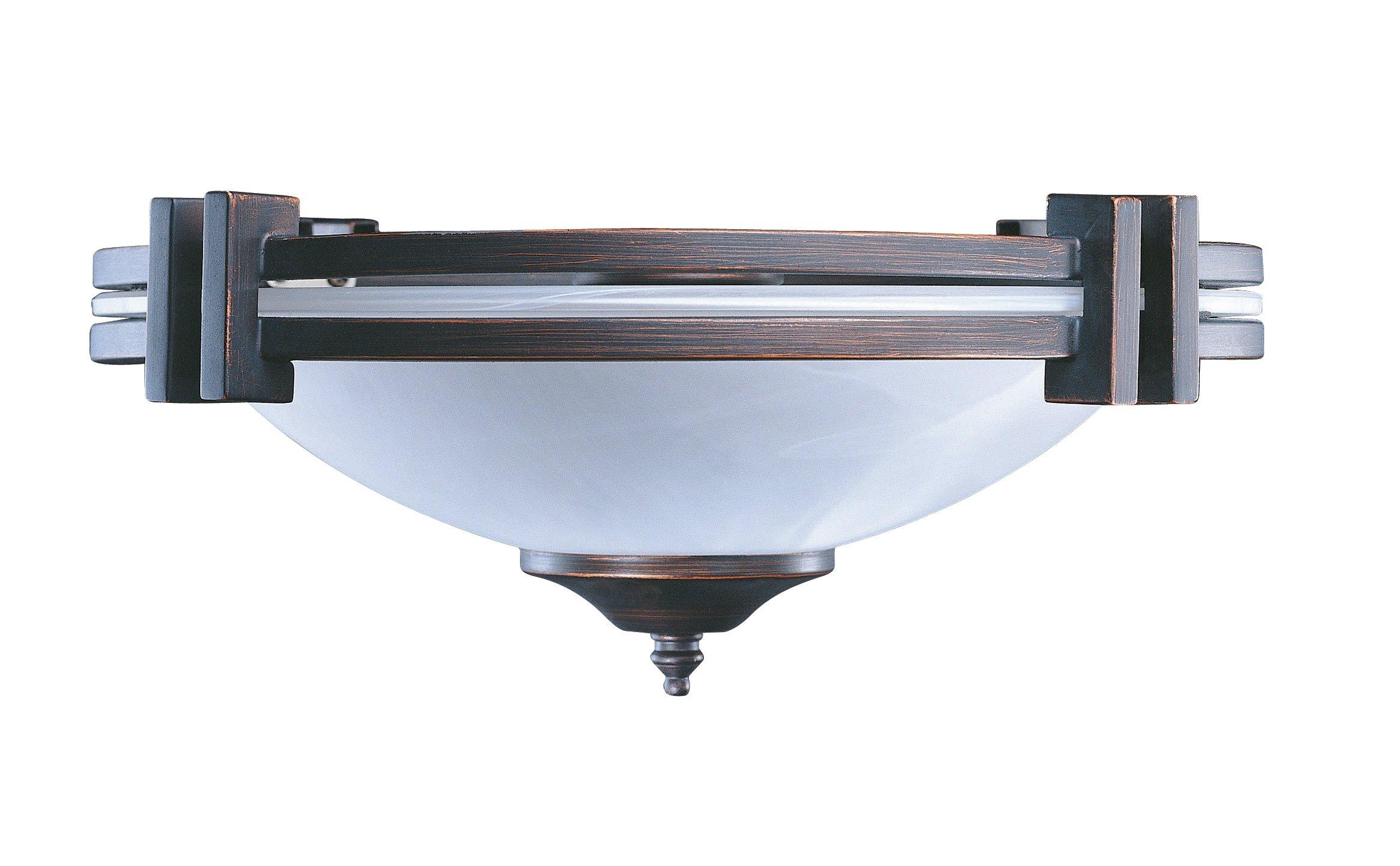 Concord Fans Y-301A-S-ORB Lightkit 3 Fan Light Kit, Oil Rubbed Bronze
