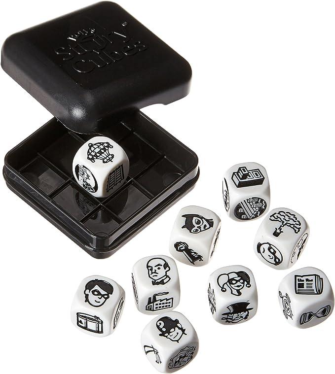Rorys Story Cubes: Batman: Amazon.es: Juguetes y juegos