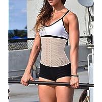 BodyMaster Andningsbar, het midjetränare, korsett för viktminskning, sport, kroppsformare, magkontroll, fettförbrännare…