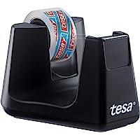 ENVO TAPE/® 901080 Handabroller silent 75 mm Profi Abroller f/ür Klebeband extra leises abrollen 2 x Paketbandabroller