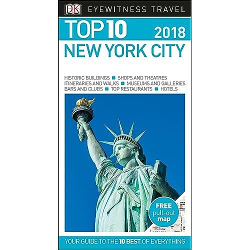Top 10 New York City (DK Eyewitness Travel Guide)
