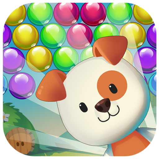 Puppy Rescue - Bubble Shoot, Blast, Bubble Pop for Kindle Fire (Best Free Bubble Shooter Games with 500 Levels) (Best Bubble Shooter Game Android)