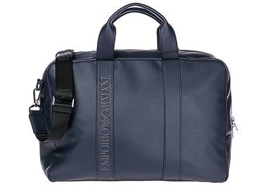 Emporio Armani sac de voyage blu  Amazon.fr  Chaussures et Sacs 36a13040cc00