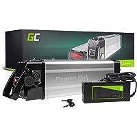 Green Cell® Bateria Bicicleta Electrica 24V | 36V | 48V E-Bike 8.8Ah | 11Ah | 12Ah | 15Ah |…