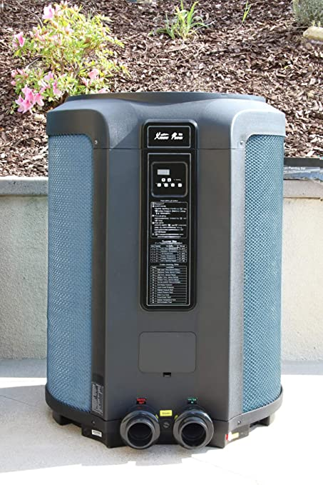Pool Heat Pump >> Amazon Com Xtremepowerus Super Quiet 65 000btu Heat Pump