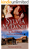 Daring: Western Historical Romance (Lipstick and Lead series Book 4)