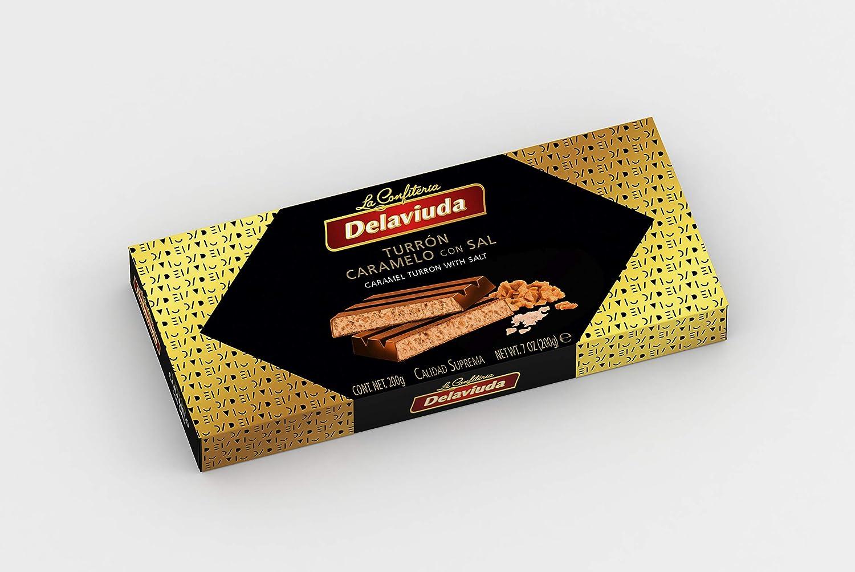 Delaviuda, Turrón (Caramelo) - 9 de 200 gr. (Total 1800 gr.): Amazon.es: Alimentación y bebidas