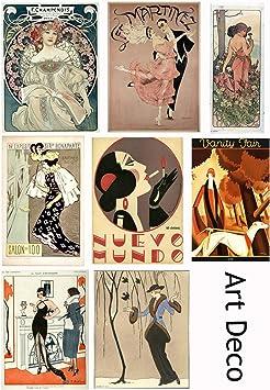 Scrapbooking Collage Assorted Vintage Ephemera #104 Vintage Label Images on Collage Sheet for Photo Art Decoupage