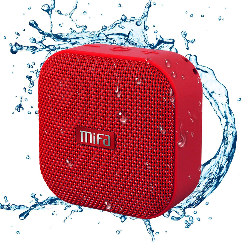 Portable Bluetooth Speaker, MIFA A1 True Wireless Stereo Speaker V4.2