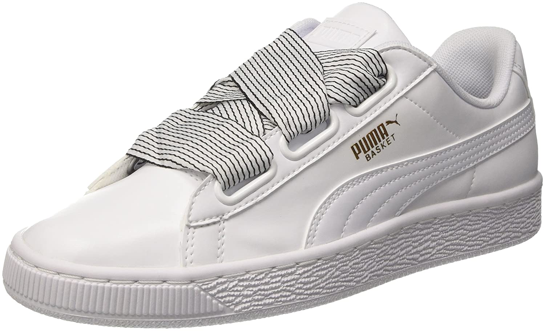 Puma Basket Heart Wn's, Zapatillas para Mujer