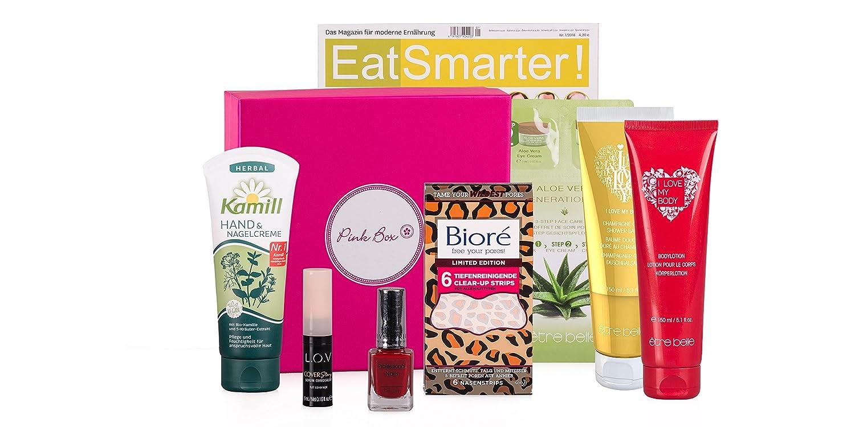 Pink Box - Wünsch Dir was +++ Deine Pink Box beinhaltet 5 Kosmetiküberraschungen +++ PLUS: Inklusive Mode- und Lifestylezeitschrift metacrew group GmbH
