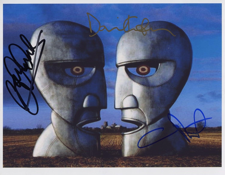 Certificate 2 Pink Floyd SIGNED Photo 1st Generation PRINT Ltd 150