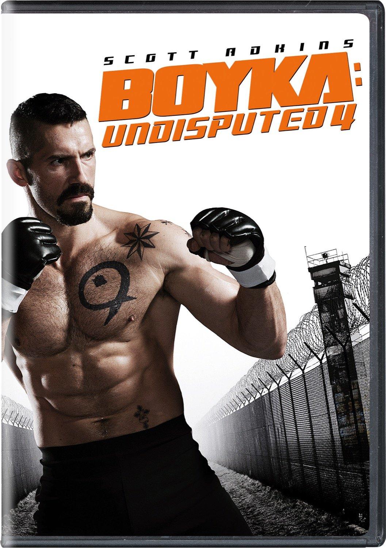 Boyka: Undisputed 4 Edizione: Stati Uniti Italia DVD: Amazon ...